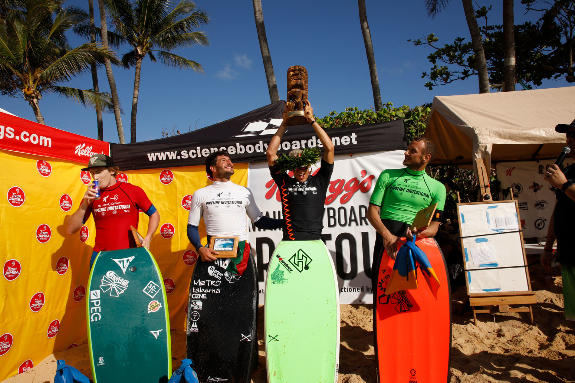 Jeff Hubbard Wins 5th Pipeline Title